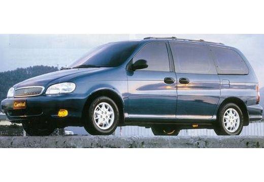 KIA Carnival 2.5 alf Van I 165KM (benzyna)