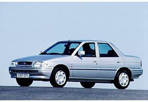 FORD Orion III sedan silver grey przedni lewy
