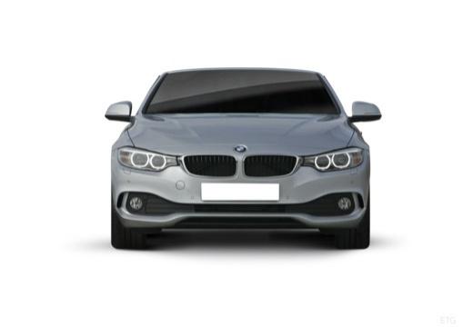 BMW Seria 4 Cabrio F33 kabriolet przedni