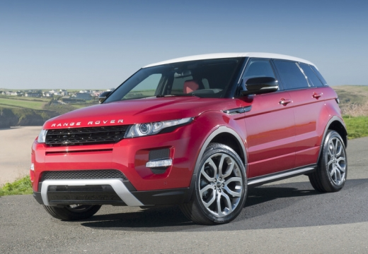 LAND ROVER Evoque 2.0Si4 Pure Kombi I 240KM (benzyna)