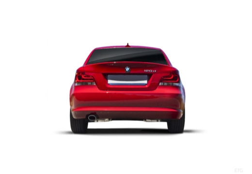 BMW Seria 1 E82 II coupe tylny