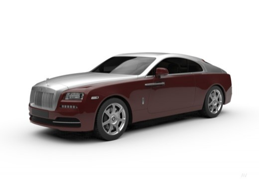 ROLLS-ROYCE Wraith Black Badge Coupe I 6.6 632KM (benzyna)
