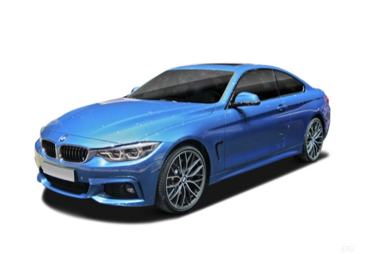 BMW 425d Luxury Line aut Coupe F32/F82 20 2.0 224KM (diesel)