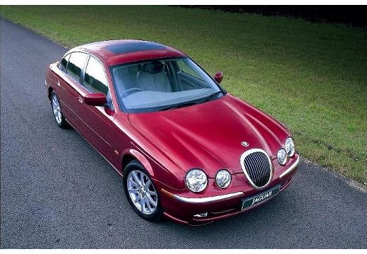 JAGUAR S-Type Sedan I