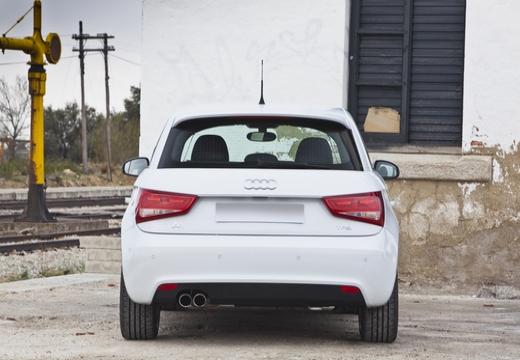 AUDI A1 hatchback tylny