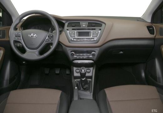 HYUNDAI i20 Coupe hatchback tablica rozdzielcza