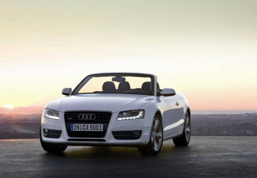 AUDI A5 3.2 FSI Quattro S tronic Kabriolet Cabriolet I 265KM (benzyna)