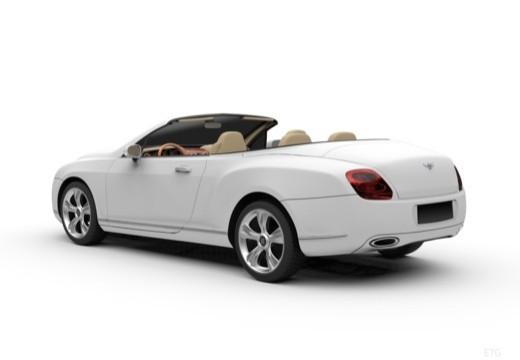 BENTLEY Continental GTC I kabriolet tylny lewy