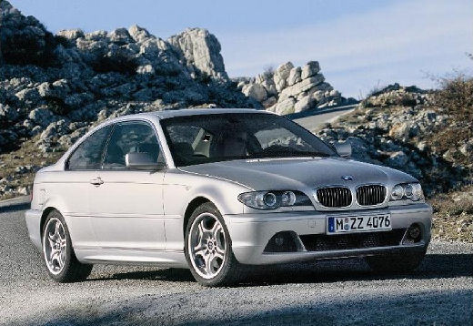 BMW 330Cd Coupe E46/2 3.0 204KM (diesel)