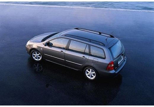 Toyota Corolla 1.6 VVT-i Sol air6 Kombi V 110KM (benzyna)