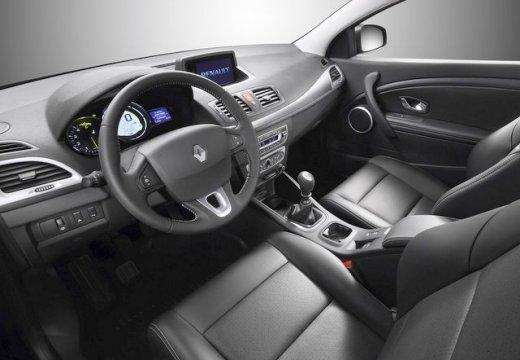 RENAULT Megane III Coupe I hatchback