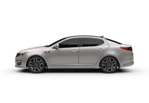 KIA Optima V sedan boczny lewy
