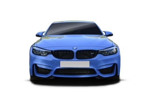 BMW Seria 3 F30/F80 sedan przedni