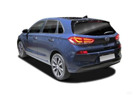HYUNDAI i30 V hatchback tylny lewy