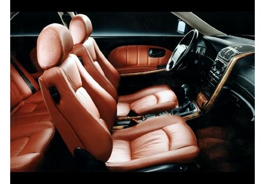 LANCIA Kappa coupe wnętrze