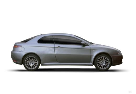 ALFA ROMEO GT coupe boczny prawy