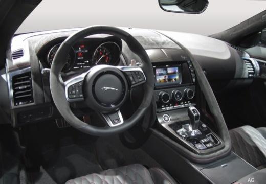 JAGUAR F-Type II coupe tablica rozdzielcza