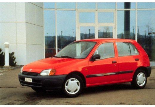 Toyota Starlet III hatchback przedni lewy