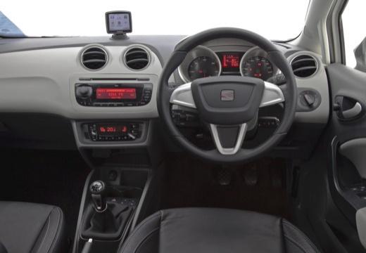SEAT Ibiza V hatchback tablica rozdzielcza