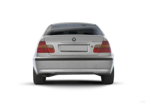 BMW Seria 3 E46/4 sedan tylny
