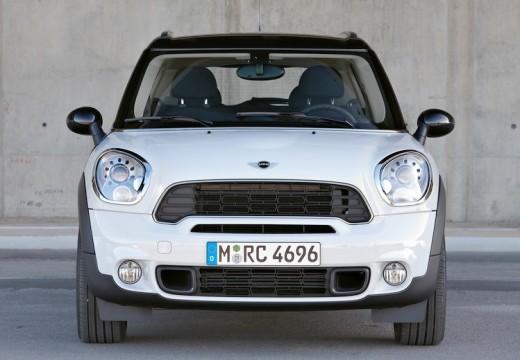 MINI [BMW] Mini MINI Countryman kombi biały przedni