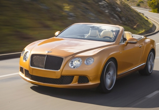 BENTLEY Continental GTC Speed Kabriolet II 6.0 625KM (benzyna)
