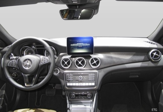 MERCEDES-BENZ Klasa GLA GLA 156 hatchback tablica rozdzielcza