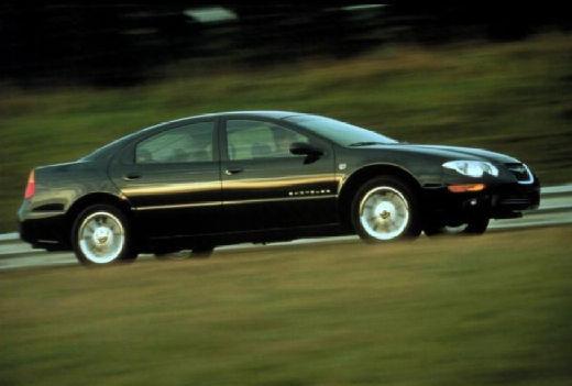 CHRYSLER 300M 3.5 Sedan I 3.6 253KM (benzyna)