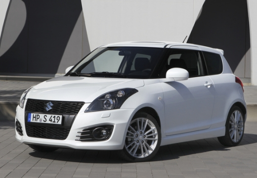 SUZUKI Swift Hatchback II