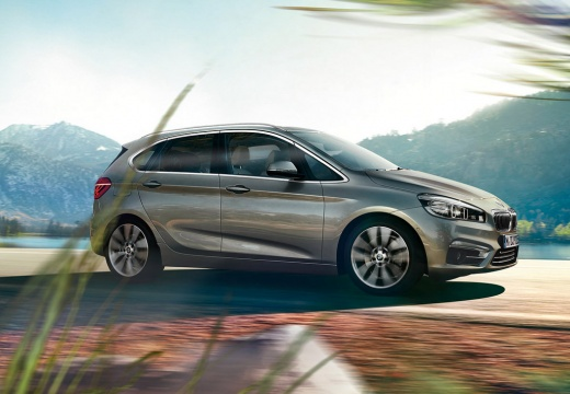 BMW Seria 2 Active Tourer F45 I kombi