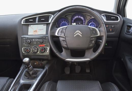 CITROEN C4 IV hatchback silver grey tablica rozdzielcza