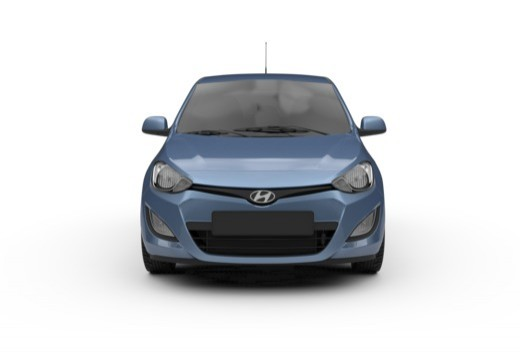 HYUNDAI i20 II hatchback przedni
