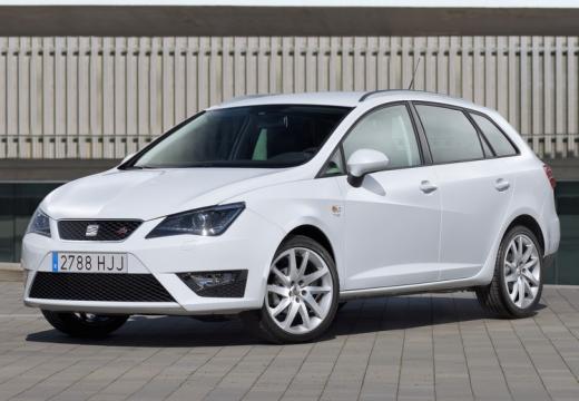 SEAT Ibiza 1.2 Style Kombi ST II 70KM (benzyna)