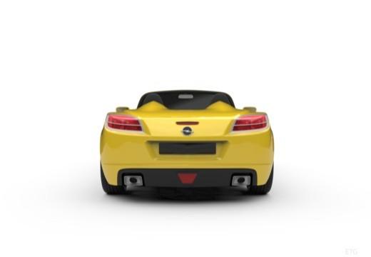 OPEL GT roadster tylny