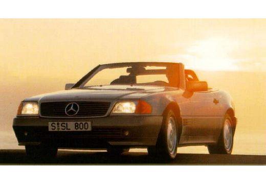 MERCEDES-BENZ Klasa SL 300-600SL R129 kabriolet przedni lewy