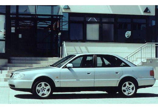 AUDI A6 sedan boczny lewy