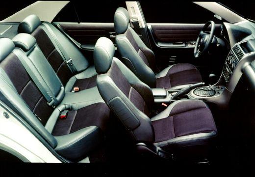 LEXUS IS I sedan wnętrze
