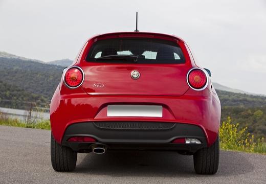 ALFA ROMEO MiTo I hatchback tylny
