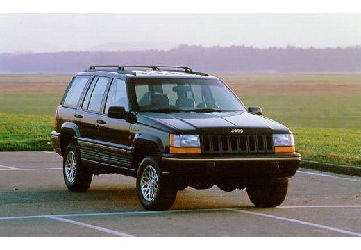 JEEP Grand Cherokee Kombi I