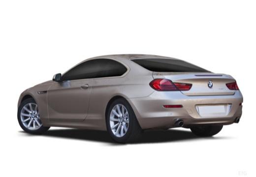 BMW Seria 6 F13 I coupe tylny lewy