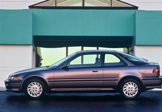 ACURA Integra Coupe I sedan