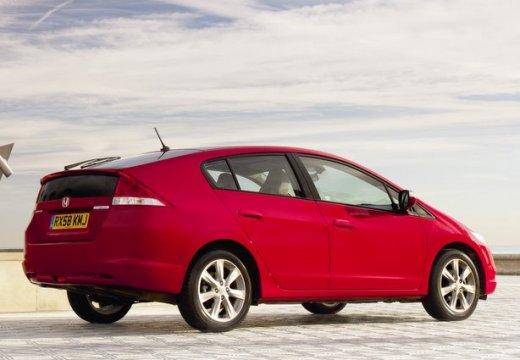 HONDA Insight hatchback czerwony jasny tylny prawy