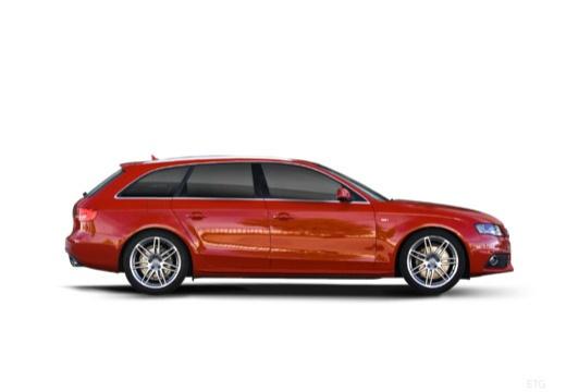 AUDI A4 Avant B8 I kombi boczny prawy