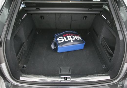 AUDI A4 Avant I kombi przestrzeń załadunkowa