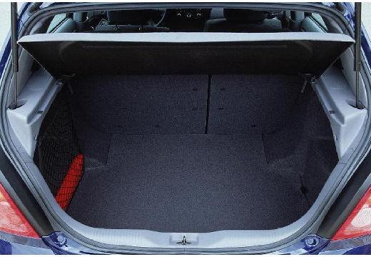 NISSAN Almera II II hatchback przestrzeń załadunkowa