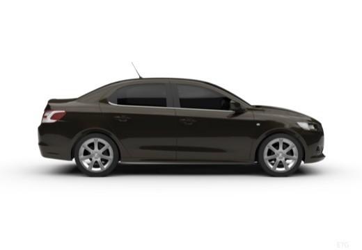 PEUGEOT 301 sedan boczny prawy