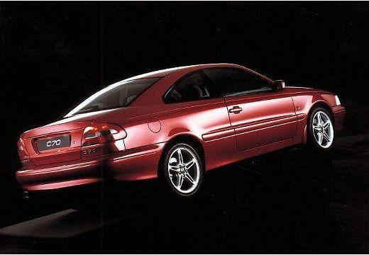 VOLVO C70 2.4 Turbo Coupe 2.5 193KM (benzyna)