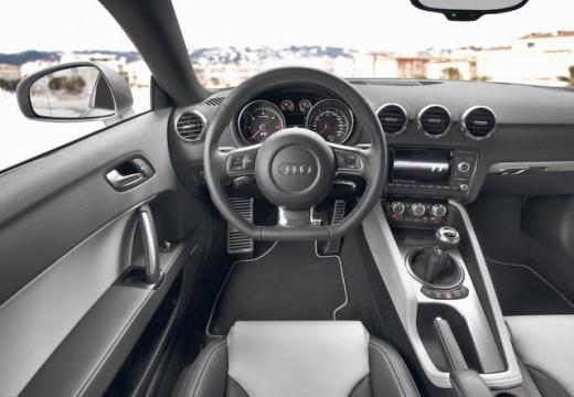 AUDI TT coupe tablica rozdzielcza