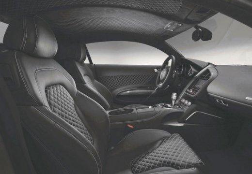 AUDI R8 II coupe wnętrze
