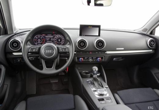AUDI A3 Sportback 8V II hatchback tablica rozdzielcza